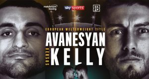 David Avanesyan will defend his EBU European Welterweight Title against undefeated rising star Josh Kelly