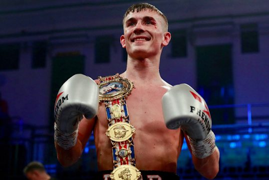 Brad Foster retained his British and Commonwealth titles in his rematch with Lucien Reid Photo Credit: Action Images/Andrew Couldridge