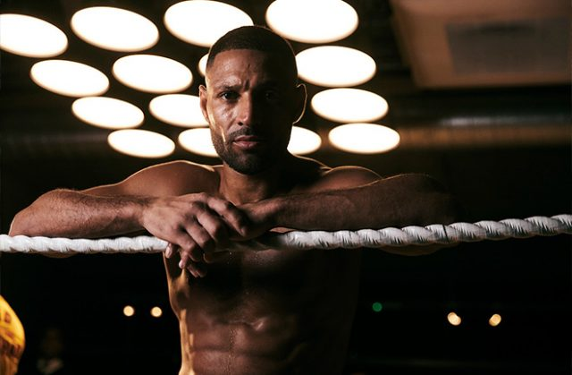Kell Brook is aiming to become a two-weight world champion. Photo credit: Matchroom Boxing.