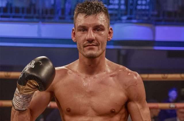 Leigh Wood says his rivals will not be able to compete with him ahead of their meeting in the Golden Contract semi-finals Photo Credit: MTK Global