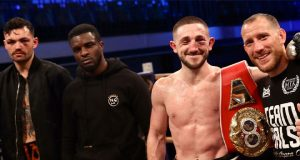 MTK Golden Contract will see finals between Jazza Dickens vs Ryan Walsh and Ohara Davies vs Tyrone McKenna Photo Credit: MTK Global