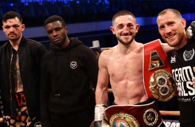 MTK Golden Contract will see finals between Jazza Dickens vs Ryan Walsh and Ohara Davies vs Tyrone McKenna. Photo Credit: MTK Global.