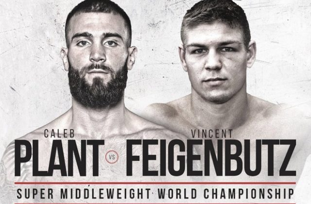 IBF super-middleweight world champion, Caleb Plant takes on Vincent Feigenbutz. Photo Credit: PBC.