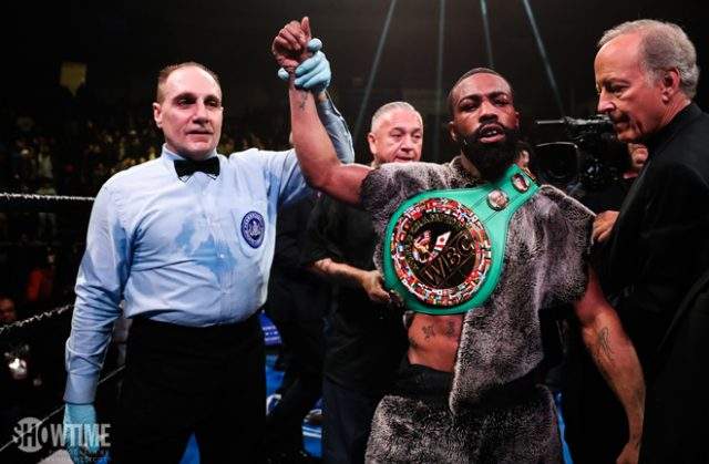 Magdaleno is targeting long-standing WBC Featherweight World champion Gary Russell Jr Photo Credit: Amanda Westcott/SHOWTIME Boxing