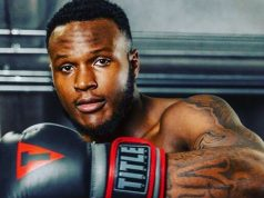Cruiserweight Viddal Riley is set to make his UK bow in 2021 Photo Credit: coachlarrywade.com