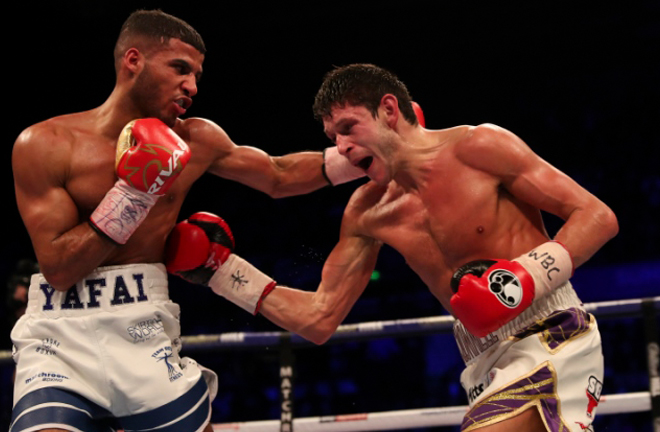 Gamal Yafai has three wins since losing to Gavin McDonnell Photo Credit: Boxing Scene