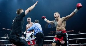 Maris Briedis' trainer Dmitrijs Šiholajs believes Team Dorticos' confidence has given them added motivation ahead of the WBSS final on March 21 Credit: World Boxing Super Series