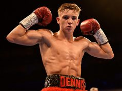 19-year-old Dennis McCann is one of the hottest prospects in the UK Credit: Frank Warren