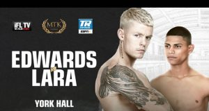 Charlie Edwards will move up to Super Flyweight to face Keyvin Lara Credit: MTK Global