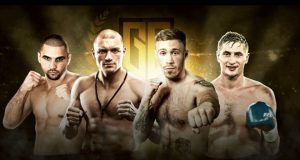 The Golden Contract Light-heavyweight tournament has been postponed as a result of the COVID-19 outbreak Credit: MTK Global