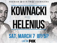 Adam Kownacki faces Robert Helenius in a WBA world title eliminator on Saturday in Brooklyn Credit: PBC