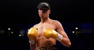 Ibrahim Nadim has picked up two successive wins Credit: Matchroom Boxing