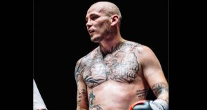 Darryl Sharp is a seasoned journeyman fighting for the love of the sport Credit: Boxrec