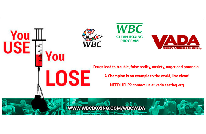 VADA and WBC publicly announced a cease in testings during this pandemic.