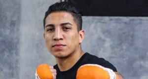 Mario Barrios, the first World champion from San Antonio since 1994. Photo Credit: PBC