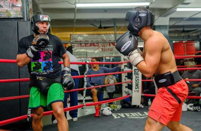 Gleason's gym is one of the most famous New York gymnasiums. Photo Credit: The Business Insider.