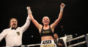 Sophie Alisch was pursued by Team Sauerland as an amateur. Photo Credit: Team Sauerland Facebook