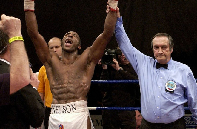 Johnny Nelson overcame all odds to break records. Photo Credit: Buzz.ie