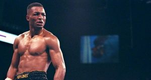 A young Bernard Hopkins went on to box into his forties. Photo Credit: Grantland