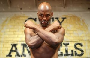 Bernard 'The Executioner' Hopkins. Photo Credit: Medium