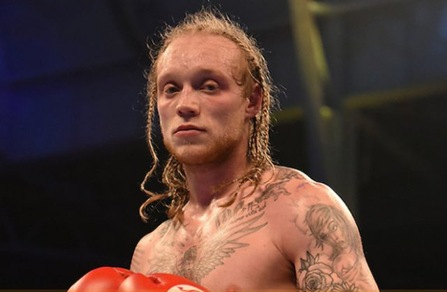 Joe Jackson Brown is 5-0 and looking to make a comeback to the ring. Photo Credit: TGS
