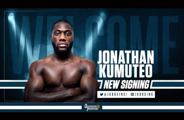 Jonathan Kumuteo says it's a