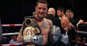 Ricky Burns says he hopes to close his career with a big night in front of his home fans Photo Credit: PA