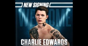 Charlie Edwards is looking to become a multi-weight world champion after inking a deal with Frank Warren Credit: Queensberry Promotions