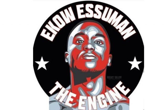 Ekow Essuman, The Engine. Photo Credit: Twitter, @ee_engine