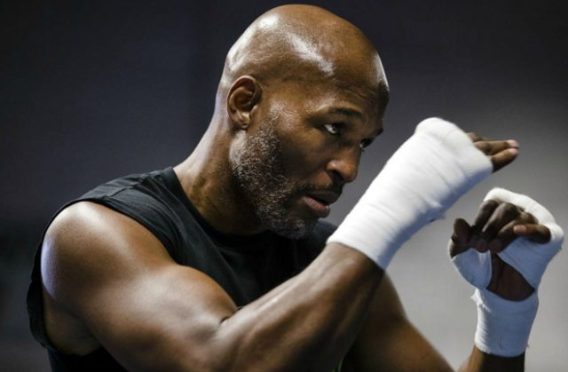 Bernard Hopkins made a record-equalling 20 World Middleweight title defences during a decorated career
