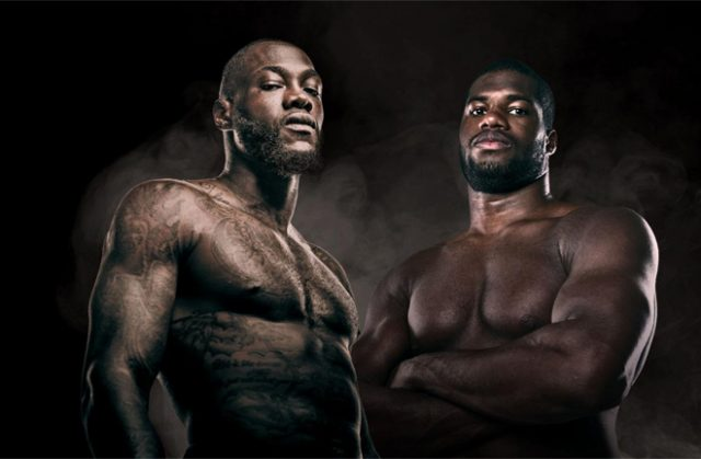 Daniel Dubois reveals he is willing to face Deontay Wilder and is confident of inflicting a knockout Credit: Frank Warren