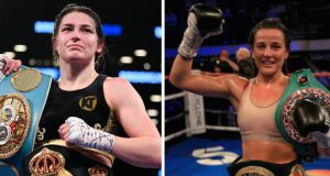 Chantelle Cameron admits she would relish the chance to face Katie Taylor on August 22nd Photo Credit: SPORTSFILE/topclassboxing.co.uk