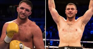 Allen turned down a fight with domestic rival Hughie Fury