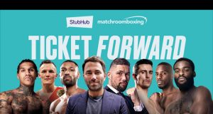 Matchroom stars have surprised key workers with video calls during lockdown Photo Credit: Matchroom Boxing