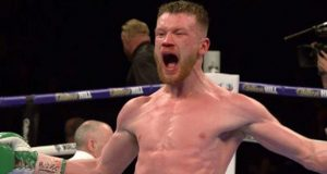 James Tennyson has targeted both Devin Haney and Ryan Garcia Photo Credit: irish-boxing.com