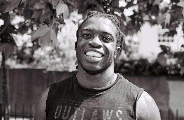 Franklin Ignatius, the next British Heavyweight star? Photo Credit: Twitter / @mrfrankignatius