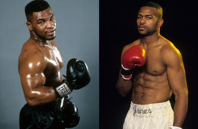 Roy Jones Jr has backed himself and Mike Tyson to have defeated Anthony Joshua and Tyson Fury in their primes