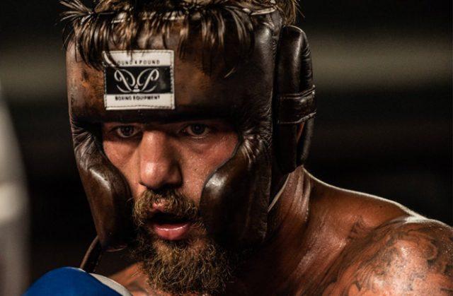 Jordan Reynolds is not your average boxer. Photo Credit: Twitter @reynoldsboxing