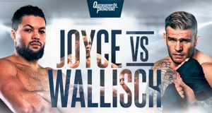 Joe Joyce faces Michael Wallisch in a must win clash on Saturday night Photo Credit: Queensberry Promotions