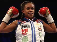 Tasha Jonas discusses her upcoming bout against Terri Harper. Photo Credit: BBC