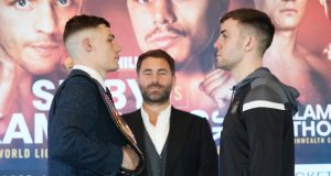 Nathan Thorley faces Commonwealth Cruiserweight champion Chris Billam-Smith on August 7 Photo Credit: Matchroom Boxing