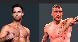 Jason Welborn faces Commonwealth champion Felix Cash on August 14 Photo Credit: DAZN