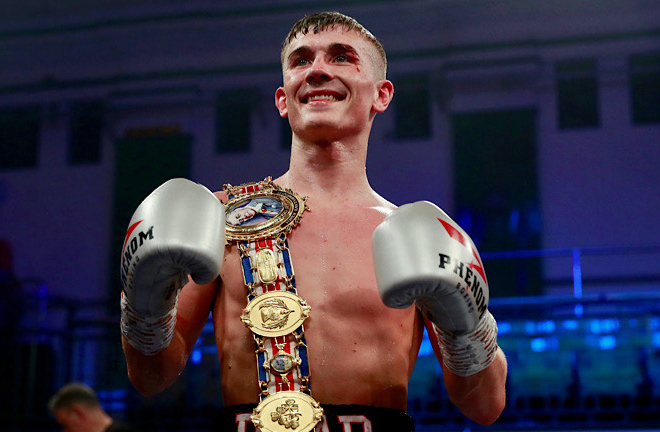 Brad Foster will defend his British and Commonwealth Super Bantamweight belts against James Beech Jr Photo Credit: Action Images/Andrew Couldridge via boxingnewsonline.net