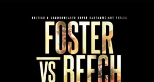 Brad Foster and James Beech Jr headline the first British boxing show for over 100 days. Photo Credit: Frank Warren