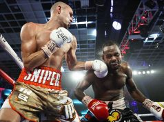 Jose Pedraza dominated proceedings against Mikkel LesPierre. Photo Credit: Mikey Williams / Top Rank