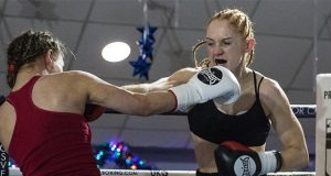 Rachel Ball is relishing her opportunity as she fights on British tv for the first time. Photo Credit: Matchroom
