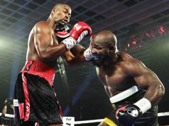 Late replacement Carlos Takam registered a comfortable points win over Jerry Forrest in Las Vegas Photo Credit: Mikey Williams/Top Rank