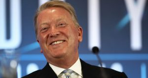 Frank Warren led boxing's UK resumption after the global pandemic Photo Credit: www.essentiallysports.com