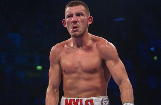 Liam Williams has extended his contract with Frank Warren Photo Credit: Boxing Scene