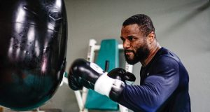 Jean Pascal the WBA Regular Light-Heavyweight Champion. Photo Credit: PBC